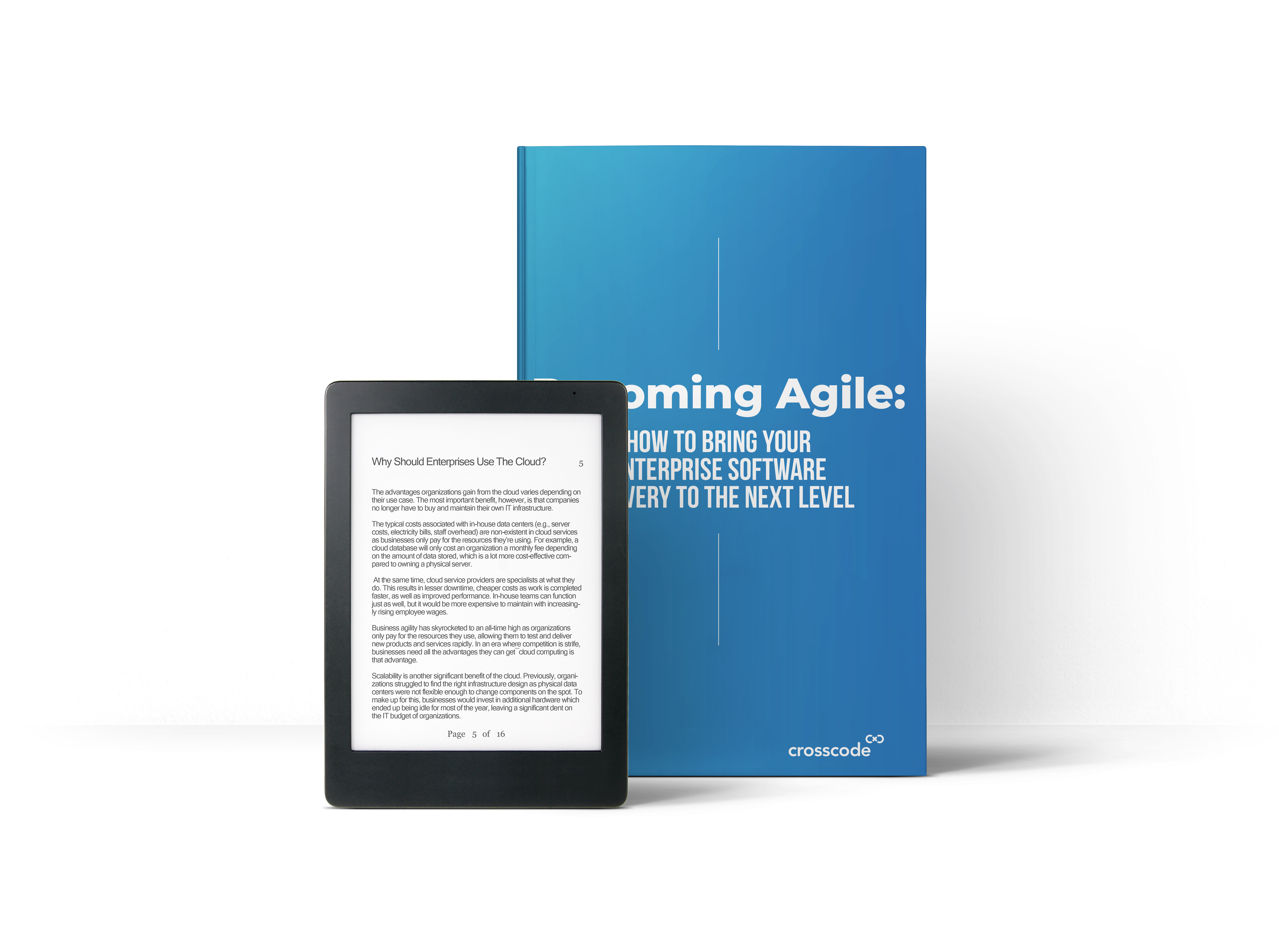 Becoming Agile Book Cover