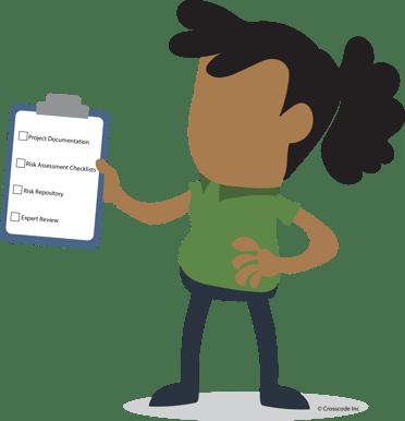 Crosscode example checklist